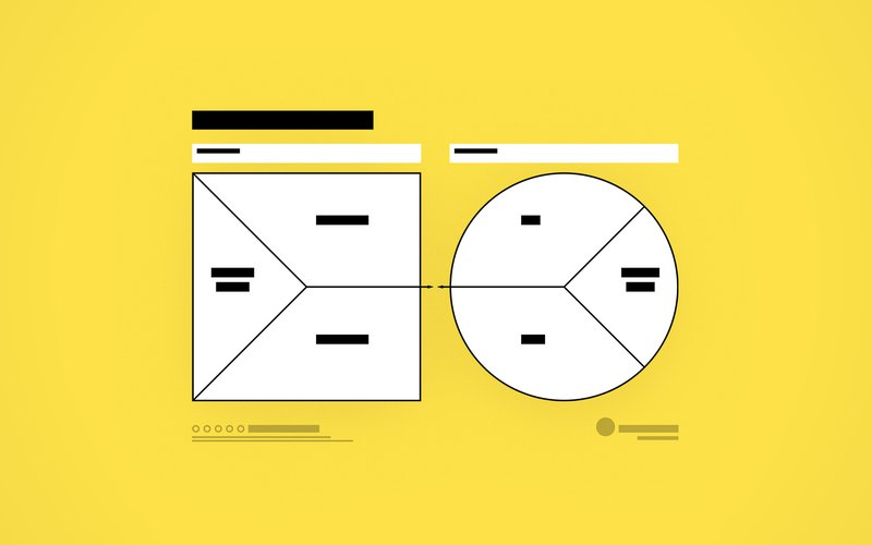 Value Proposition Canvas wireframe